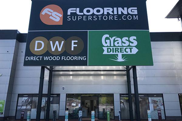 Direct Wood Flooring Erdington Store - Exterior 1