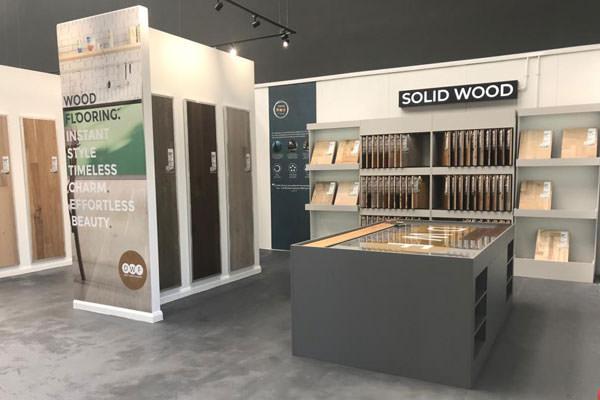 Direct Wood Flooring Erdington Store - Indoor 1