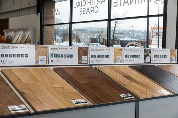 Direct Wood Flooring Keighley Store - Stands 1