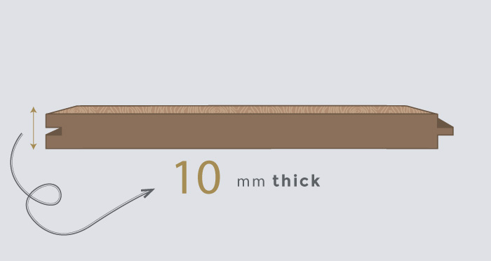 10mm Board Thickness