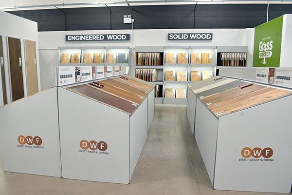 Direct Wood Flooring Stockport Store - Indoor 1