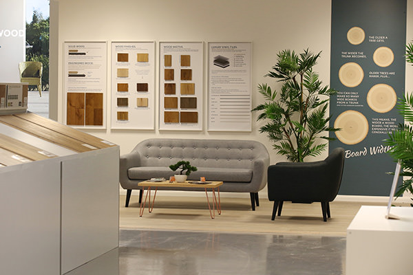 Direct Wood Flooring Swindon Store - Indoor 1
