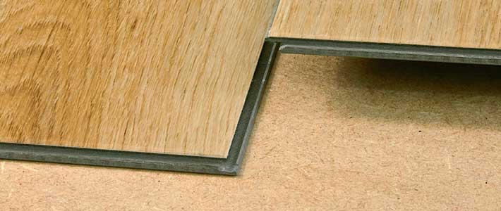 Luxury Vinyl Tile Click Flooring