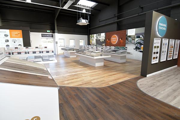 Direct Wood Flooring Basingstoke Store - Indoor 1