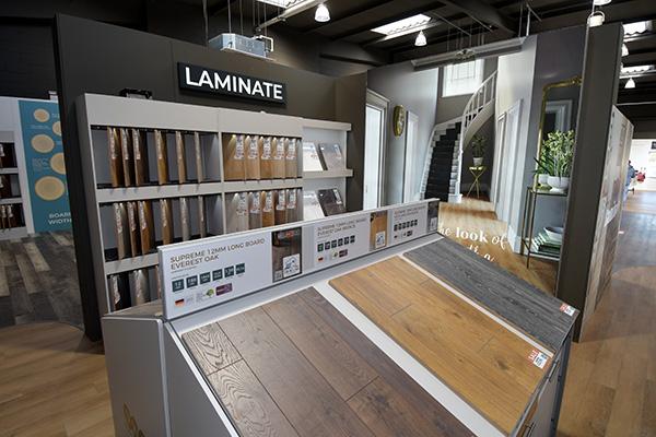 Direct Wood Flooring Basingstoke Store - Indoor 2