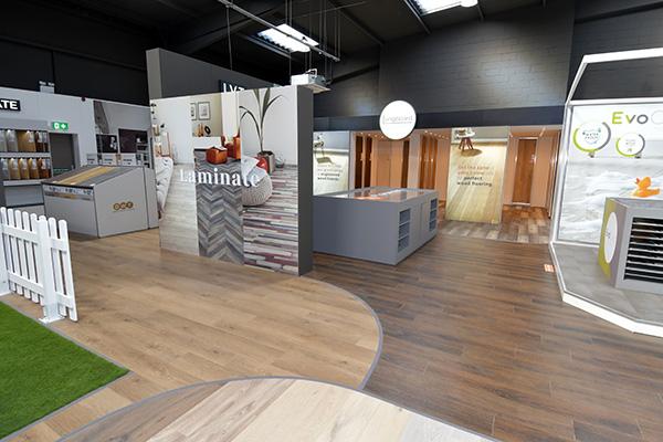 Direct Wood Flooring Basingstoke Store - Stands 1