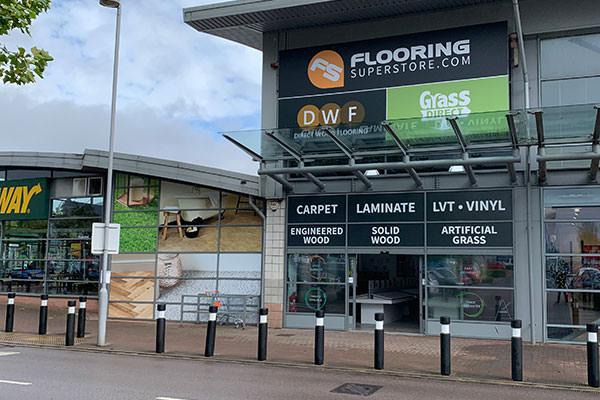 Direct Wood Flooring Bristol Store - Exterior 1