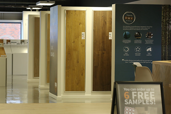 Direct Wood Flooring Wolverhampton Store - Indoor 2