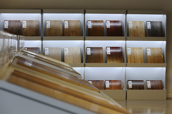 Direct Wood Flooring Crewe Store - Stands 2