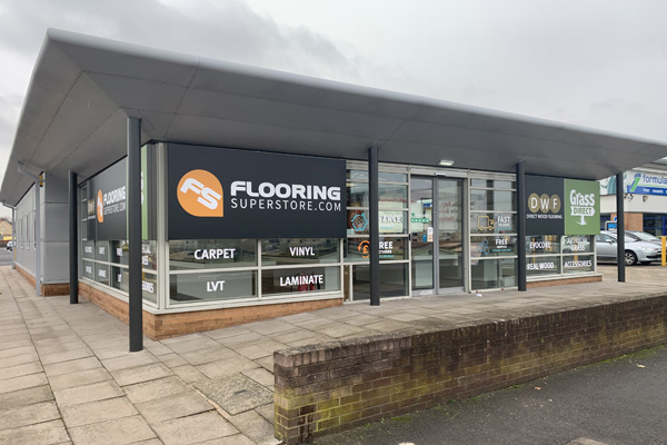 Direct Wood Flooring Doncaster Store - Exterior 1