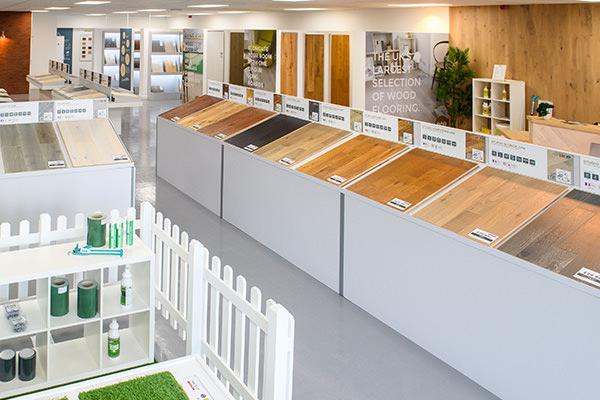 Direct Wood Flooring Edinburgh Store - Indoor 1