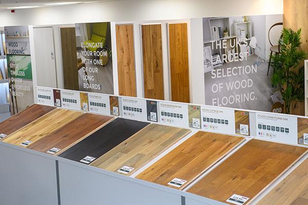 Direct Wood Flooring Edinburgh Store - Indoor 2