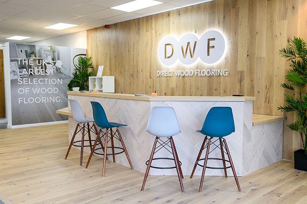 Direct Wood Flooring Edinburgh Store - Stands 1