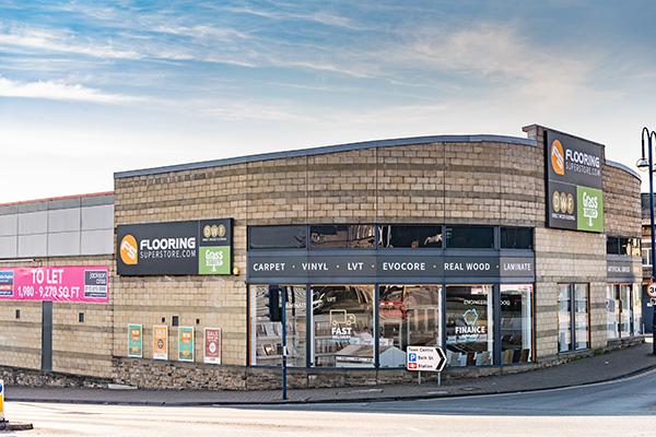 Direct Wood Flooring Huddersfield Store - Exterior 1