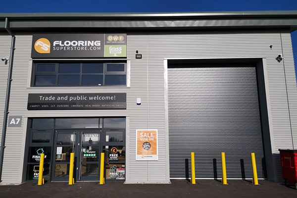 Direct Wood Flooring Lincoln Store - Exterior 1