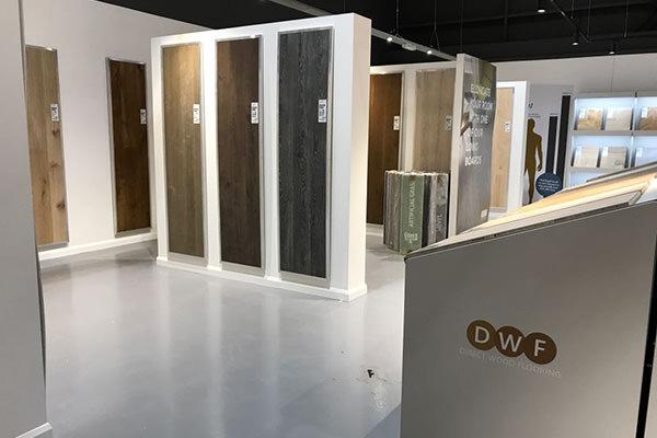 Direct Wood Flooring Newport Store - Indoor 3