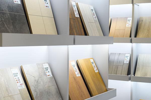 Direct Wood Flooring Newport Store - Stands 2