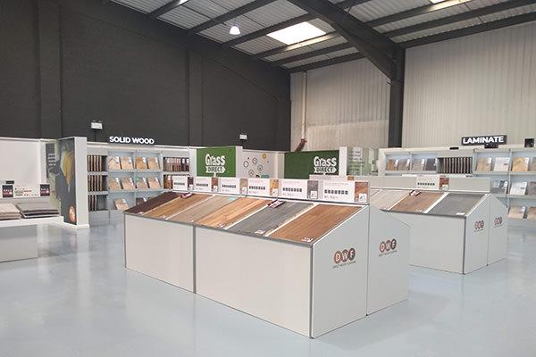 Direct Wood Flooring NewtonAbbot Store - Indoor 1
