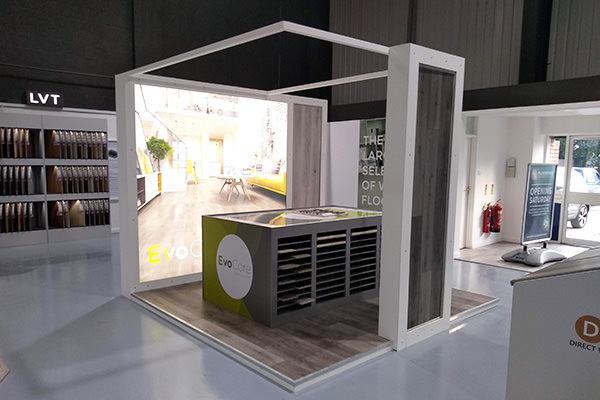 Direct Wood Flooring NewtonAbbot Store - Indoor 3