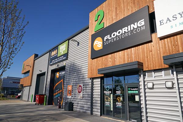 Direct Wood Flooring Orpington Store - Exterior 1