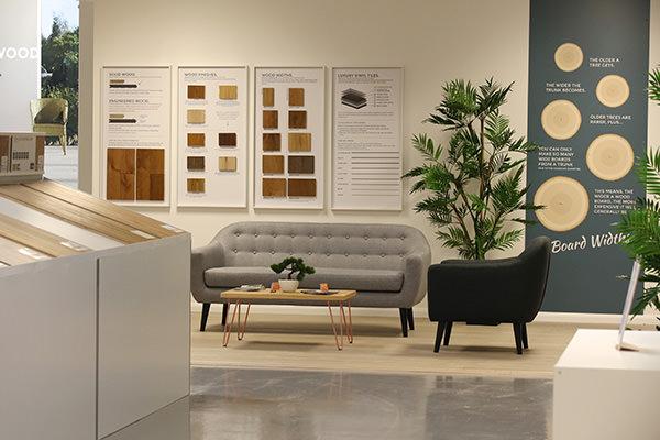 Direct Wood Flooring Stockton Store - Indoor 1