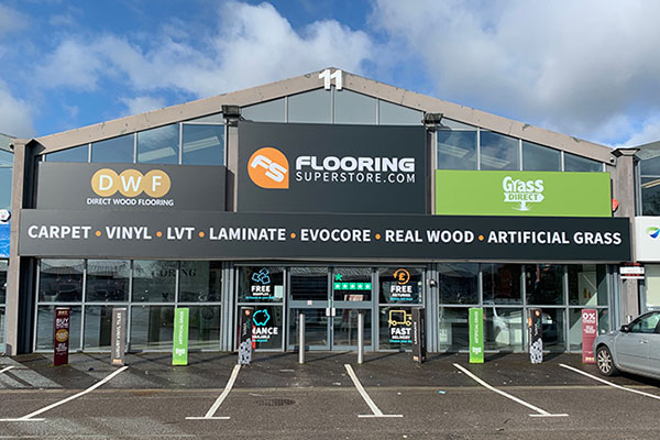Direct Wood Flooring Swansea Store - Exterior 1