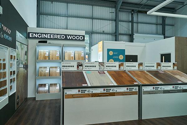Direct Wood Flooring Swansea Store - Indoor 2