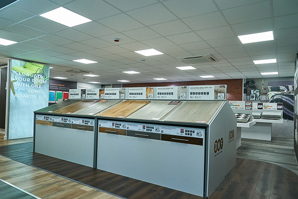 Direct Wood Flooring Swansea Store - Indoor 3