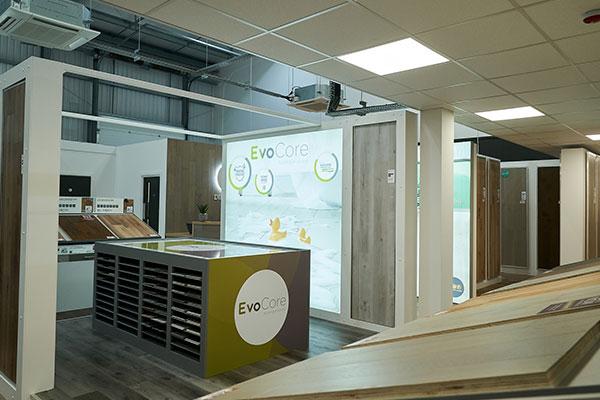 Direct Wood Flooring Swansea Store - Stands 2