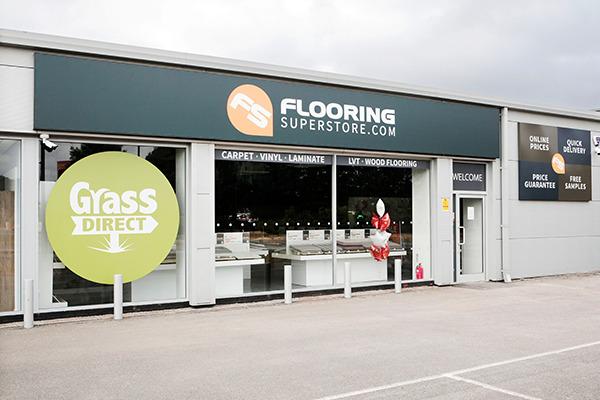 Direct Wood Flooring York Store - Exterior 1