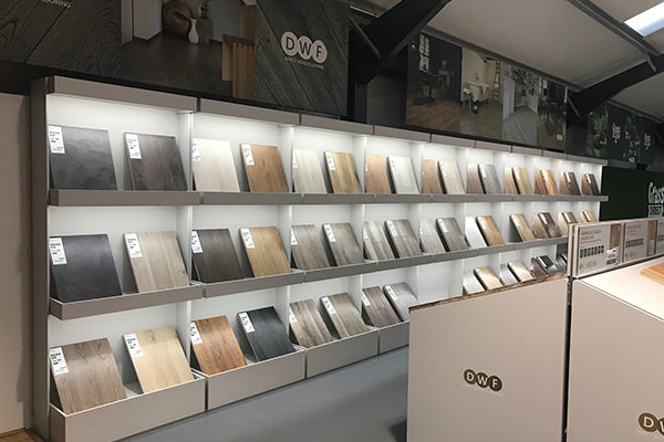 Direct Wood Flooring York Store - Stands 2
