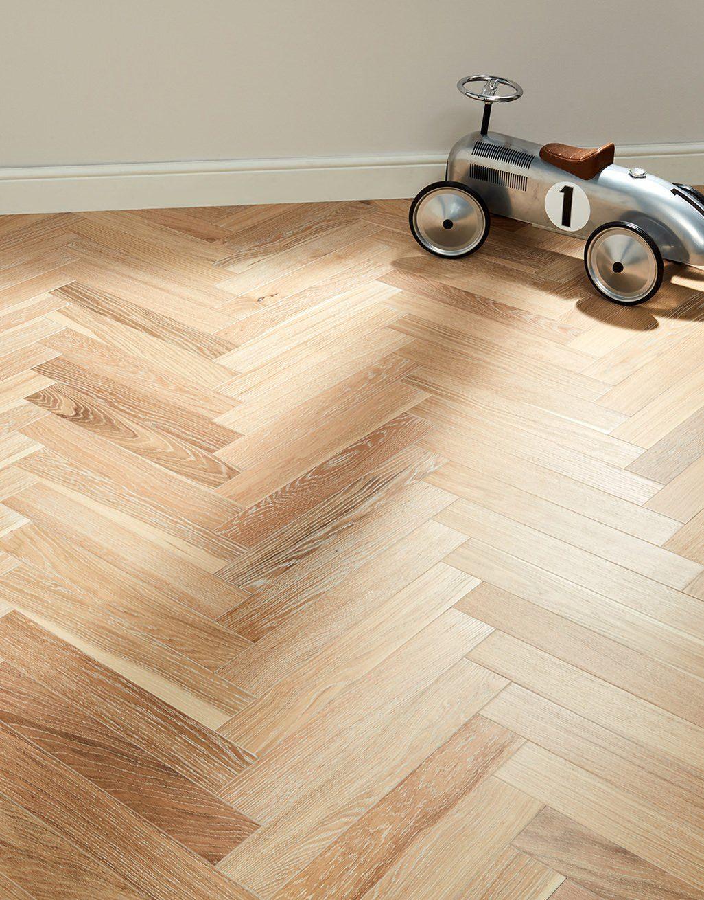Herringbone Parquet Flooring